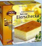 Kuchenschnitten von Thoks