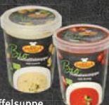 Bio-Kartoffelsuppe von Gourmella