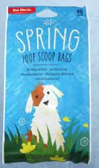 Spring Hundekotbeutel von Bob Martin