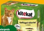 Multipack Katzennassnahrung von Kitekat