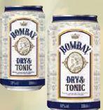 Dry & Tonic von Bombay Sapphire