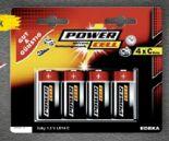 Power Cell Alkaline Batterien von Gut & Günstig