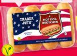 Hot Dog Brötchen von Trader Joe's