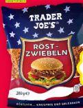 Röstzwiebeln von Trader Joe's
