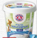 Naturjoghurt von Bärenmarke