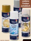 Weihnachts Effektspray von Deco Craft