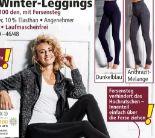 Damen-Winter-Leggings von ElleNor