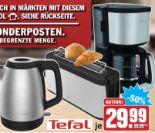 Kaffeemaschine von Tefal