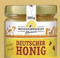 Deutscher Honig von Bienenwirtschaft Meissen