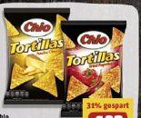 Tortilla Chips von Chio