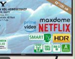 FullHD-LED-TV KDL-40WE665BAEP von Sony