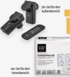 Funksteckdosen-Set von Easy Home