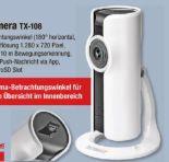 IP-Sicherheitskamera TX-108 von Technaxx