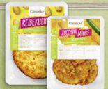 Zucchini Möhren Reibekuchen von Giesecke