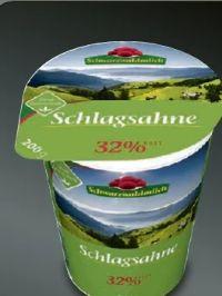 Schlagsahne von Schwarzwaldmilch