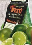 Limetten von Pitú