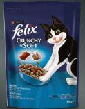 Felix Crunchy & Soft von Purina