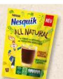 Nesquik All Natural von Nestlé