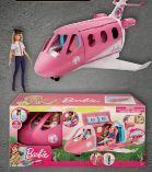 Barbie Traumflugzeug von Mattel Games