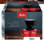 Kaffeeset von Melitta
