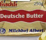 Deutsche Butter von Frischli