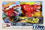 City T-Rex von Hot Wheels