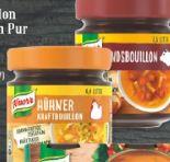 Kraft Bouillon von Knorr