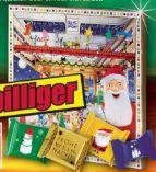 Adventskalender Minis von Ritter Sport