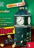 After Eight Big Ben Adventskalender von Nestlé