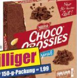 Choco Crossies XXL von Nestlé