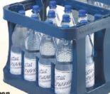 Mineralwasser von Justus Brunnen