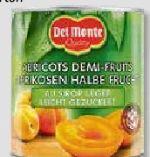 Pfirsiche von Del Monte