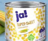 Super-Sweet Gemüsemais von ja!