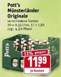 Münsterländer Originale von Pott's