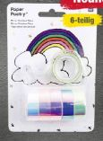 Tape Set Mirror Rainbow von Paper Poetry