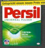 Universal Waschpulver von Persil