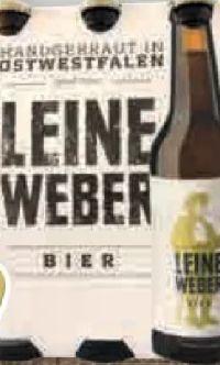 Bier von Leineweber Beverages