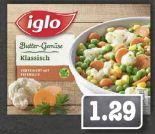 Buttergemüse von Iglo