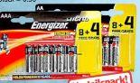 Power Alkaline Mignon Batterien von Energizer
