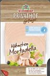 Privathof Geflügel Hähnchen Mortadella von Wiesenhof