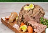 Bio-Rinder-Suppenfleisch von Wasgau Metzgerei