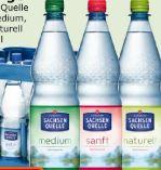 Mineralwasser von Ileburger Sachsenquelle