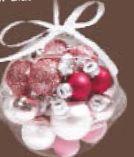 Mini-Weihnachtskugeln