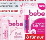 Lippenpflege von Bebe