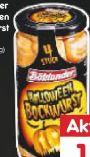 Halloween-Bockwurst von Böklunder