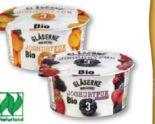 Joghurt von Gläserne Molkerei