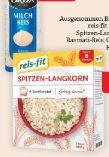Spitzen-Langkorn von Reis-Fit