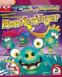 Spiel Monsterjäger von Schmidt Spiele