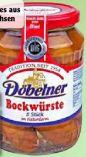 Bockwurst von Döbelner