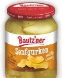 Senfgurken von Bautz'ner